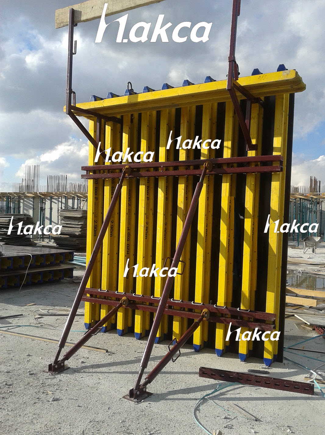 H20 Wooden Girder Wall Formwork FORM-H20