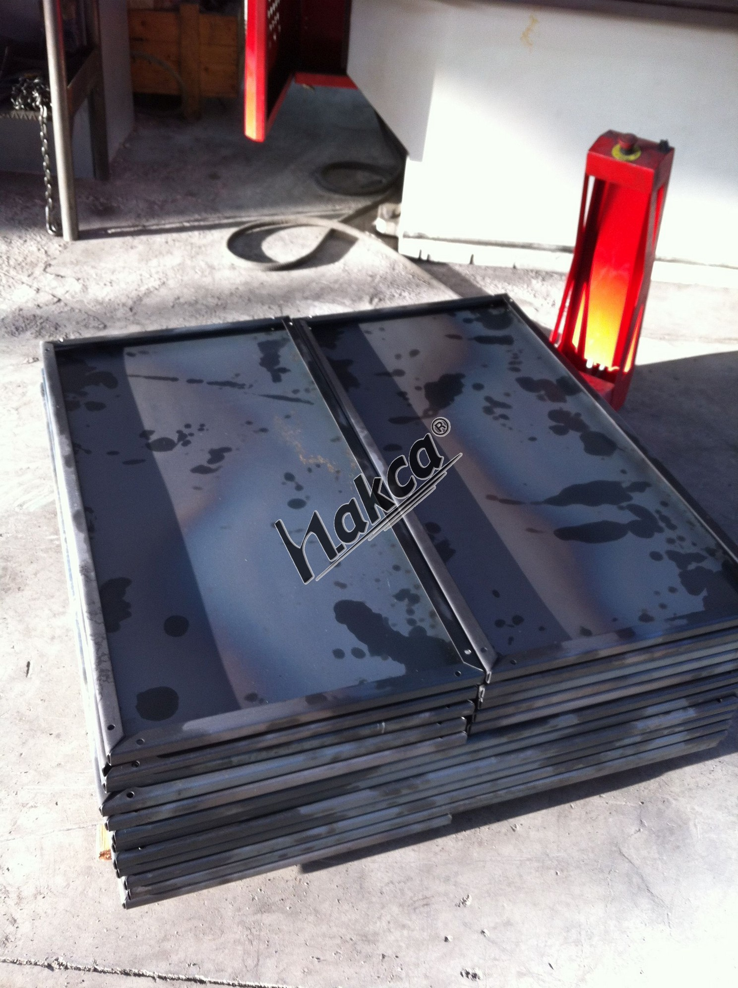 PANELS FOR SLAB Steel Surfaced FORM-S
